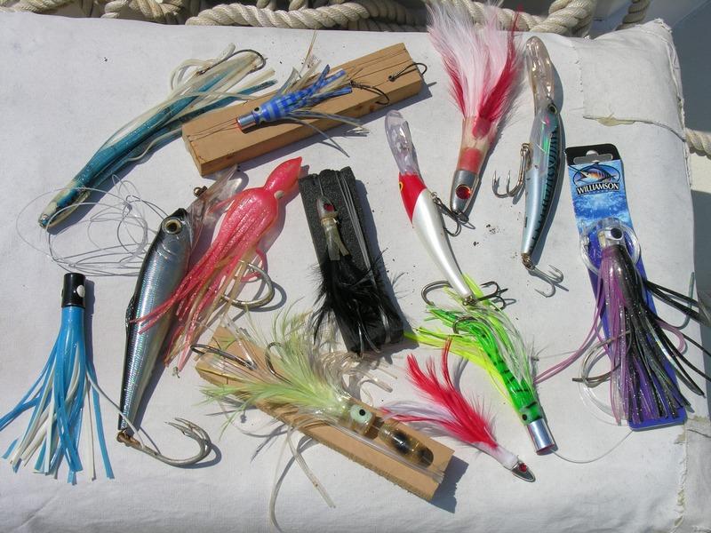 2020 per la pesca a traina AVION PER LA TRAINA AL TONNO E AL PESCE SPADA